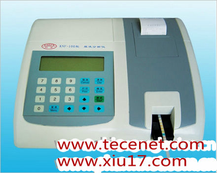 KNF-100型尿液分析仪