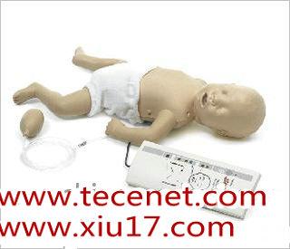 复苏婴儿模型人