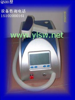 供应激光祛斑仪激光脱毛仪YAG激光机Q500型