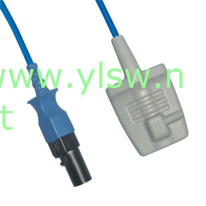 供应脉搏血氧SpO2探头心电ECG电缆及导联线