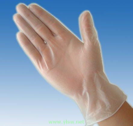 供应一次性PVC医疗手套