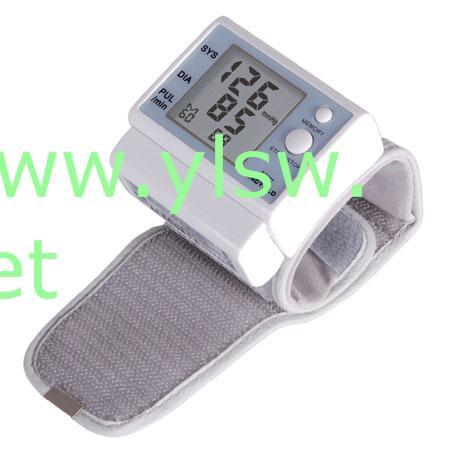 供应电子血压计生产厂家腕式血压计血压测量仪