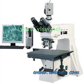 供应数码大平台型金相显微镜 MM-4D