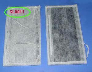 供应高效防菌活性炭口罩
