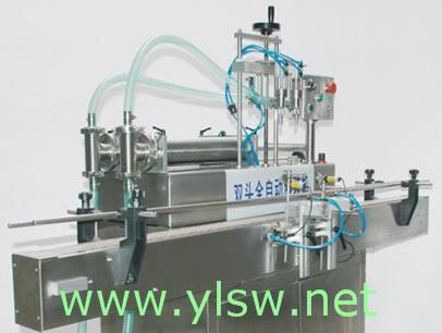 供应全自动液体灌装机-食品自动灌装机-医药自动灌装机