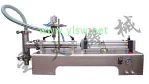 供应液体灌装机