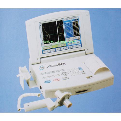 供应肺功能测试仪日本捷斯特
