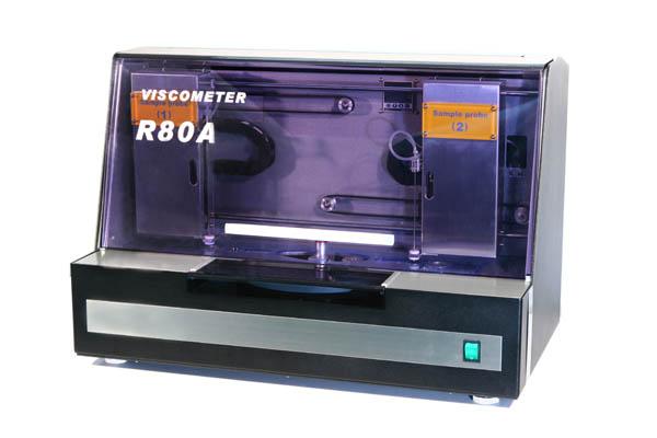 供应 LG-R-80A 全自动血液粘度仪