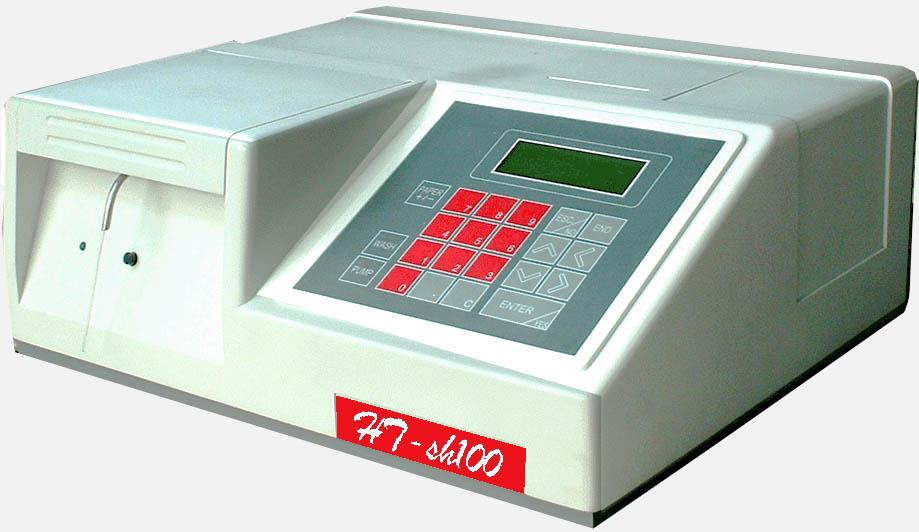 供应半自动生化分析仪sh100型