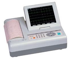 供应12导自分析心电动图机ECG-1212