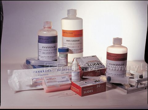 供应安必平液基细胞沉降式制片染色系统宫颈细胞检查系列