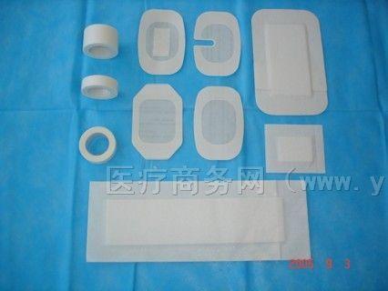 供应留置针敷贴手术薄莫膜等敷料
