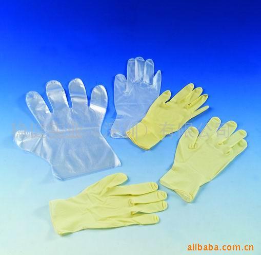 供应PE薄膜手套