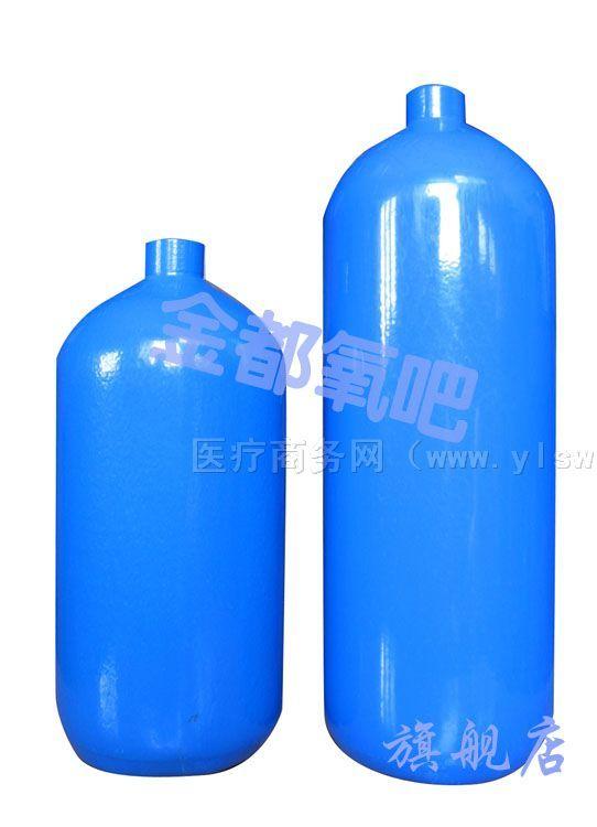 供应各种型号氧气瓶、供氧器、吸氧器、无缝气瓶、高压容器