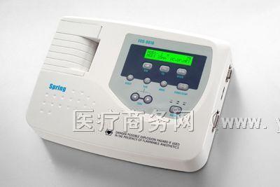 供应单道数字心电图机ECG-901A