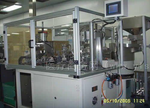 供应输液管自动组装设备