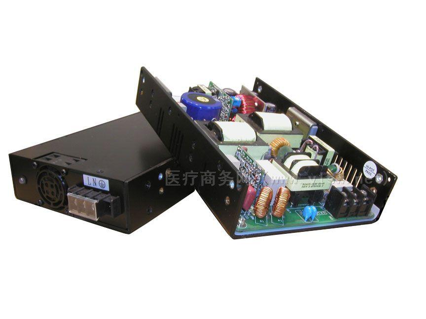 供应400W 1U 医疗双组输出电源 RL0402D 系列