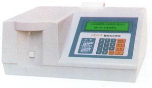 供应GF-EⅡ型生化分析仪