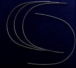 供应超弹型钛镍牙齿矫形圆丝