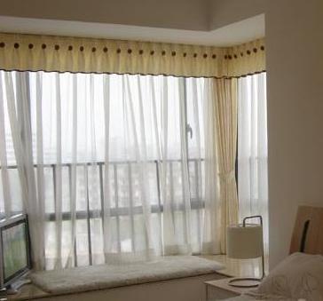 供应密立根高度透光防辐射窗帘