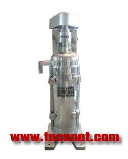 分离机GQ150型管式离心机