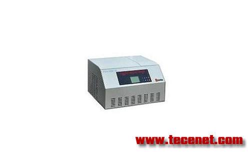 台式通用高速冷冻离心机