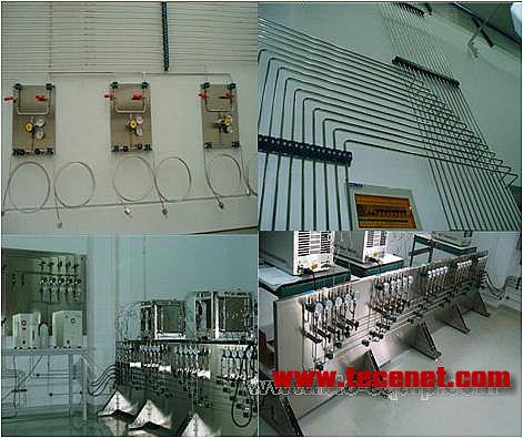 西安 实验室 工业 气体管道工程