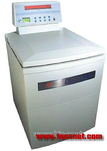 超大容量冷冻离心机(血袋离心机)
