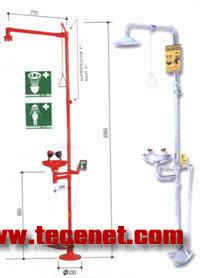 进口紧急冲淋器