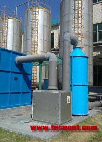 实验室酸碱废气洗涤喷淋塔