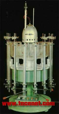 华勃氏微量呼吸仪(瓦氏呼吸仪)