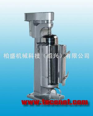 GQ105Z连续进料100-500升/小时管式分离机