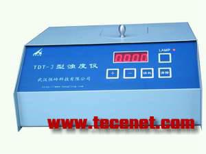 TDT-3型浊度仪