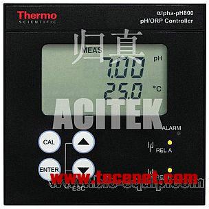 工业在线pH控制变送器pH 800