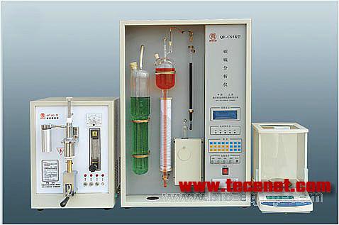 QF-CS5B高速碳硫分析仪