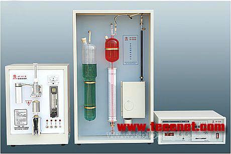 QF-CS5A型全自动碳硫分析仪器