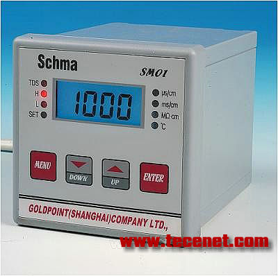 sm01 工业级在线式智慧型电导率测定仪