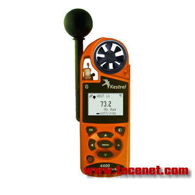 Kestrel 4400手持式热应力追踪仪