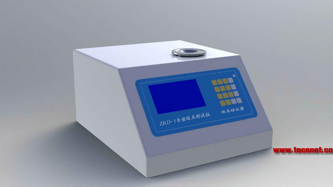 全自动熔点仪ZRD-1