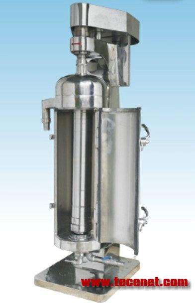 生物发酵菌菌液分离型高速管式离心机