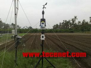 农田气象站--小环境便携式气象站