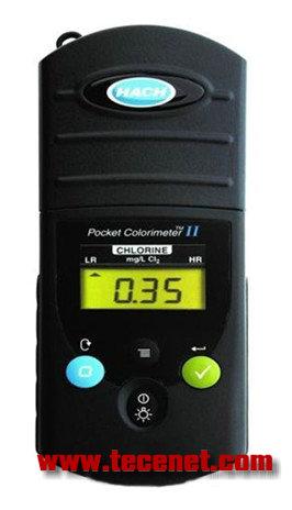 美国HACH哈希 PCII型单参数水质分析测定仪