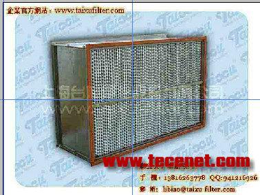 上海耐高温高效过滤器,无锡空调过滤网,杭州