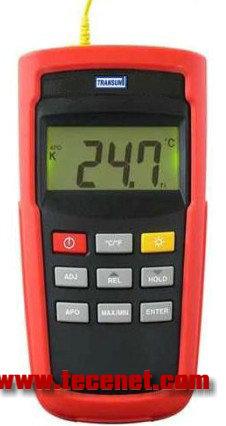 高精度表面温度计