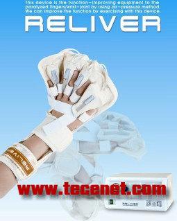 气动式手康复装置