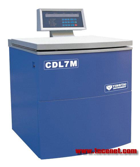CDL7M大容量冷冻离心机