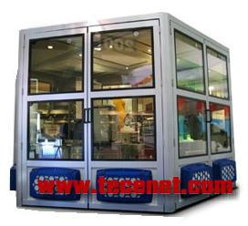 HighRes系统通风柜与安全性装置