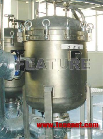 上海飞潮供应卫生级芯式过滤器