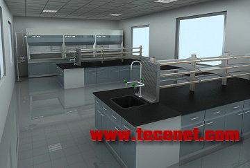 苏州博兰特全钢实验桌