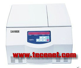 全网销量最好 L03RH台式控温离心机
